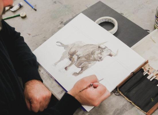 Watercolor & Wildlife