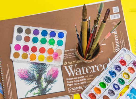 Watercolor Fundamentals