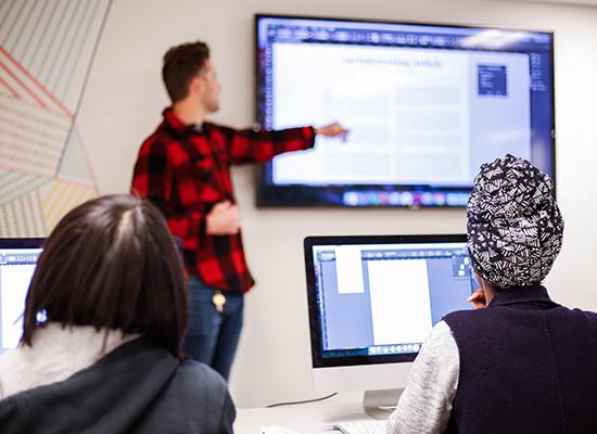 Graphic Design Fundamentals: InDesign Focus (3-Weeks)