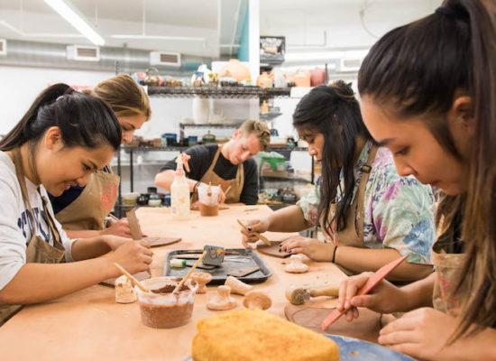 Ceramics Teambuilding Workshop