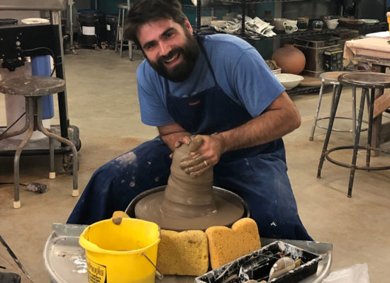Pre-recorded Ceramics Workshops