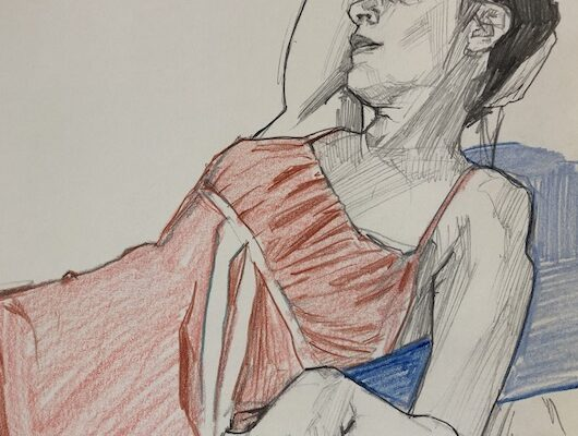 Drawing the Clothed Figure