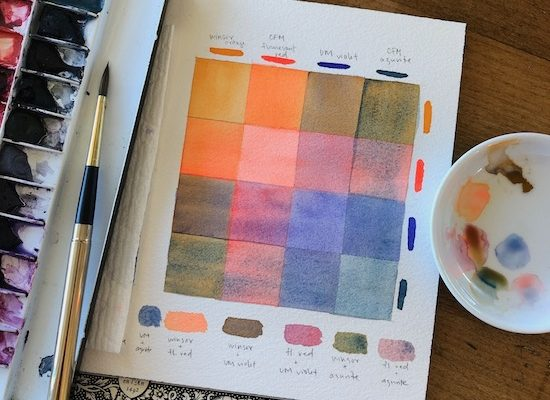 Watercolor: Color Theory