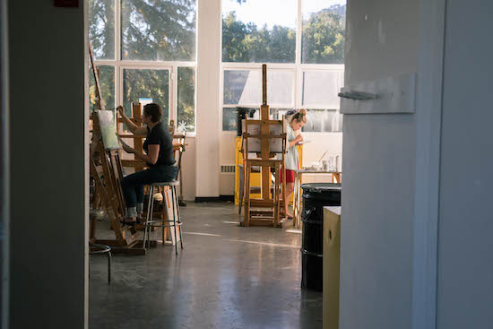 Painting Fundamentals in Oil